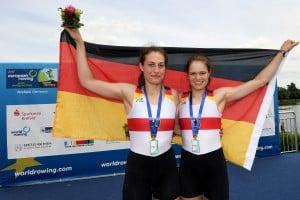 2017-05-21_U19-EM Gold_Kuhnert, Menzel_Siegerehrung